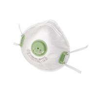Masque respiratoire FFP3  avec valve (10)