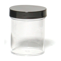 Pot plastique H 7cm (lot de 15)