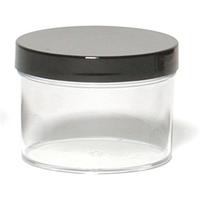 Pot plastique H 6,5cm (lot de15)