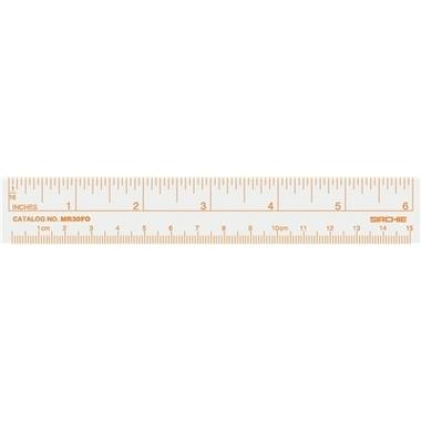 reglet magnetique fluo 15cm