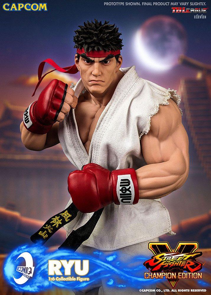 Figurine Street Fighter Ryu 30cm