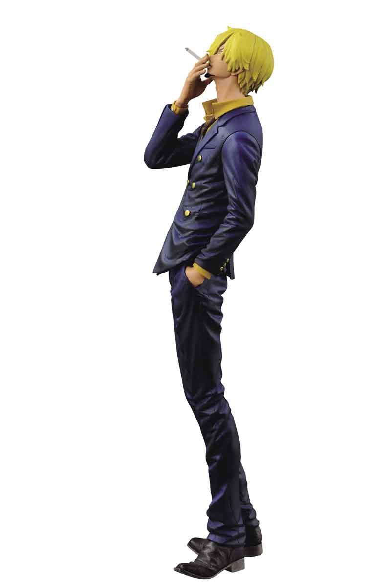figurine one piece king of artist