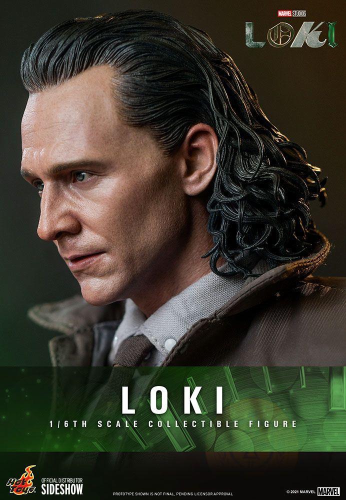 Figurine Loki - Loki 31cm
