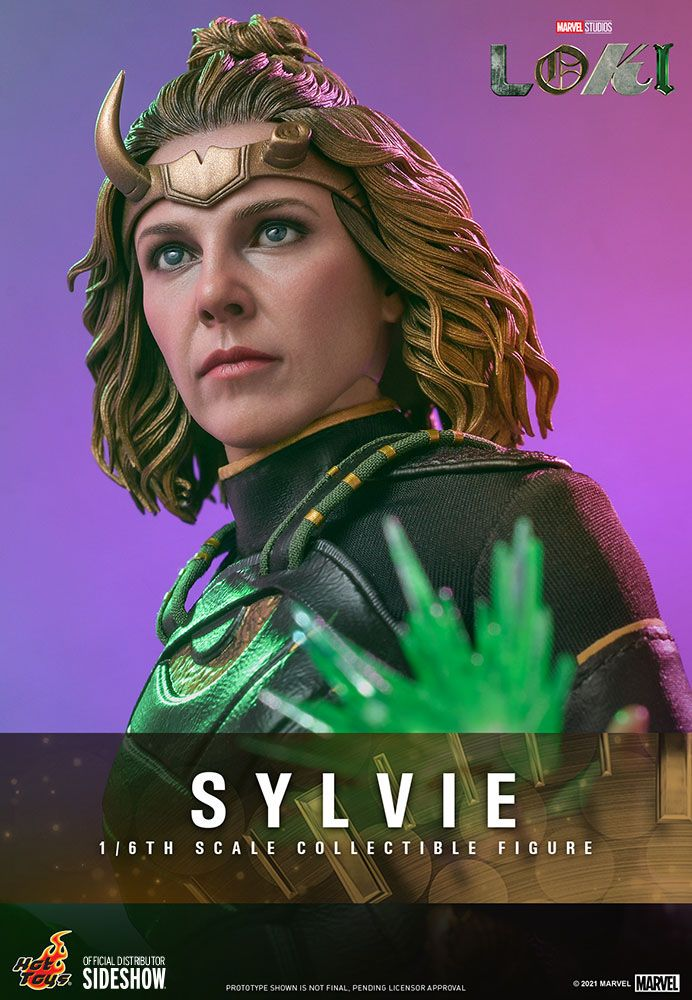 Figurine Loki Sylvie 28cm