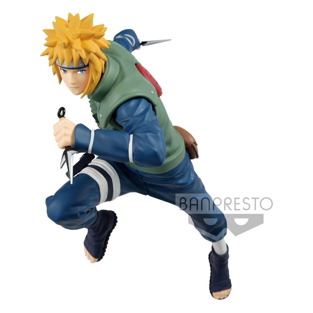 Statuette Naruto Shippuden Vibration Stars Namikaze Minato 18cm