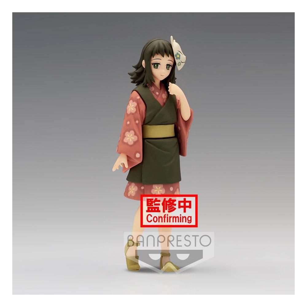 Statuette Demon Slayer Kimetsu no Yaiba Makomo 15cm