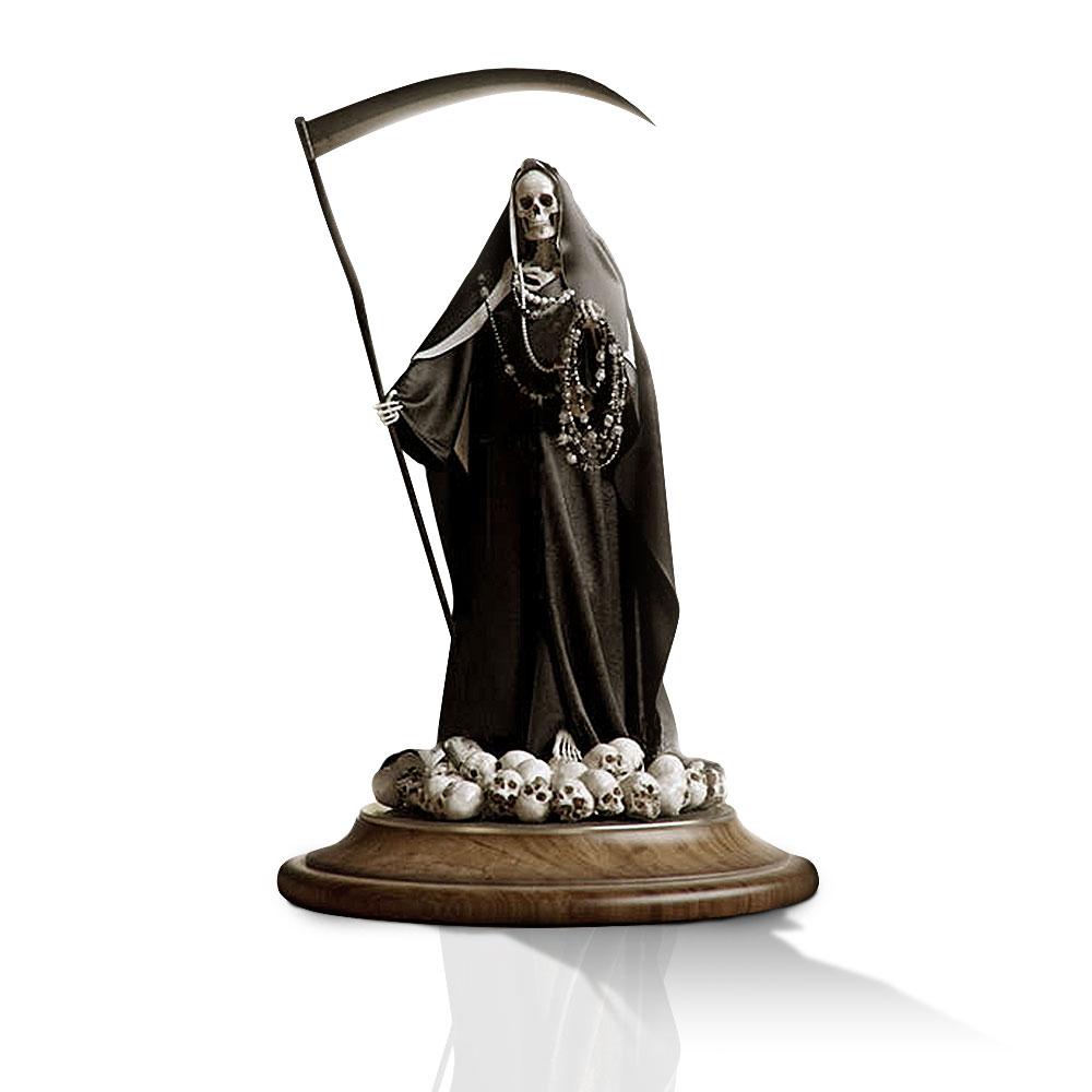 statuette ghost recon wildlands fallen angel 25cm