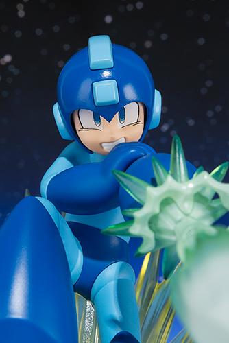 Figurine MegaMan S.H Figuarts Zero 12cm 1001 Figurines 4