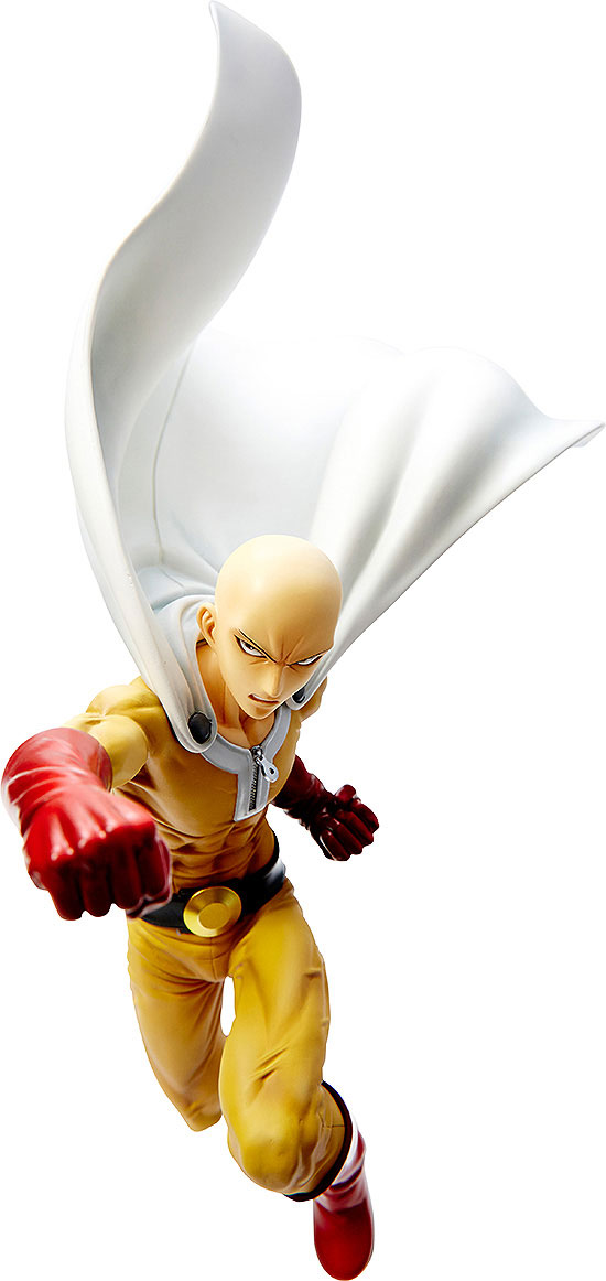 Figurine One Punch Man Saitama 29cm 1001 Figurines