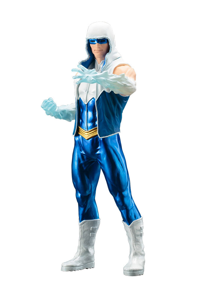 Statuette DC Comics ARTFX+ The New 52 Captain Cold 20cm 1001 Figurines