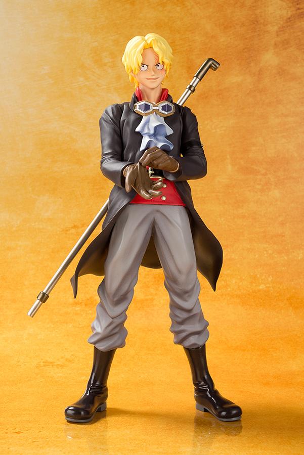 Figurine One Piece S.H. Figuarts Zero Sabo Film Gold 15cm 1001 Figurines 2