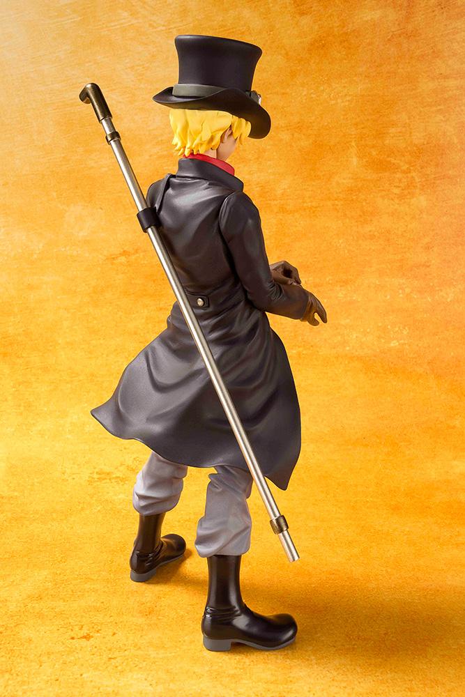 Figurine One Piece S.H. Figuarts Zero Sabo Film Gold 15cm 1001 Figurines 3