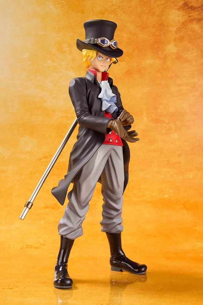 Figurine One Piece S.H. Figuarts Zero Sabo Film Gold 15cm 1001 Figurines 1