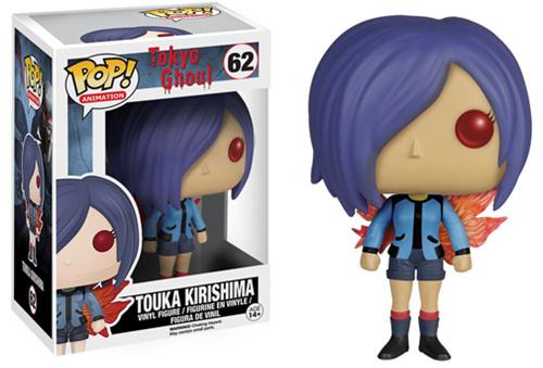 Figurine Tokyo Ghoul Funko POP! Touka Kirishima 9cm 1001 Figurines