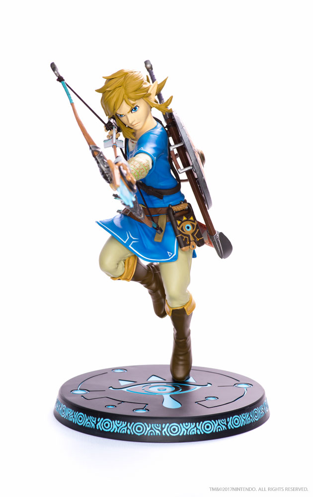 Statuette The Legend of Zelda Breath of the Wild Link 25cm 1001 Figurines