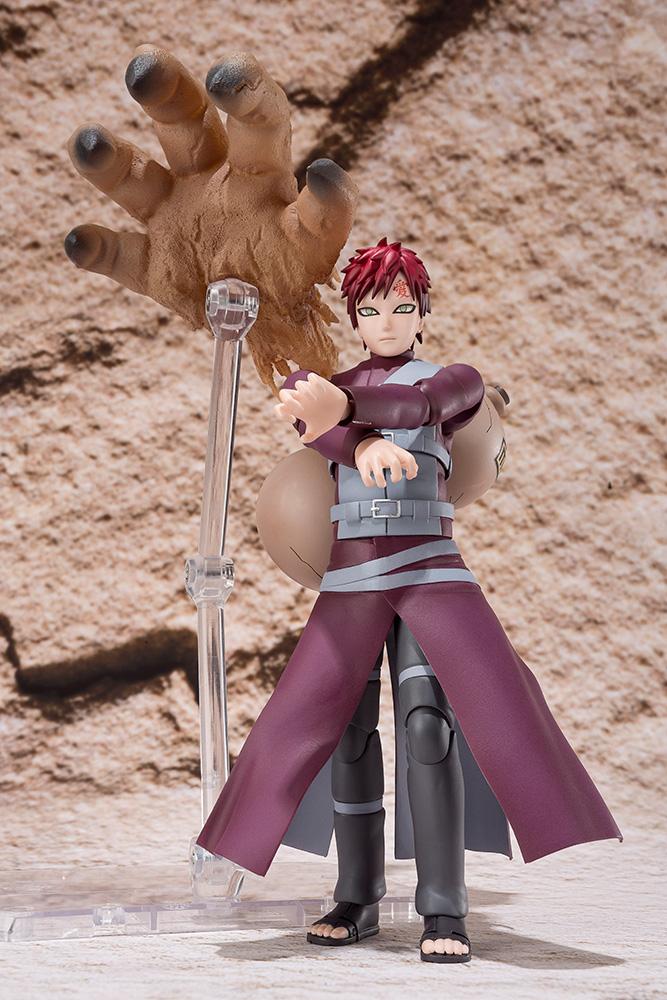 Figurine Naruto S.H. Figuarts Gaara 16cm 1001 Figurines 3