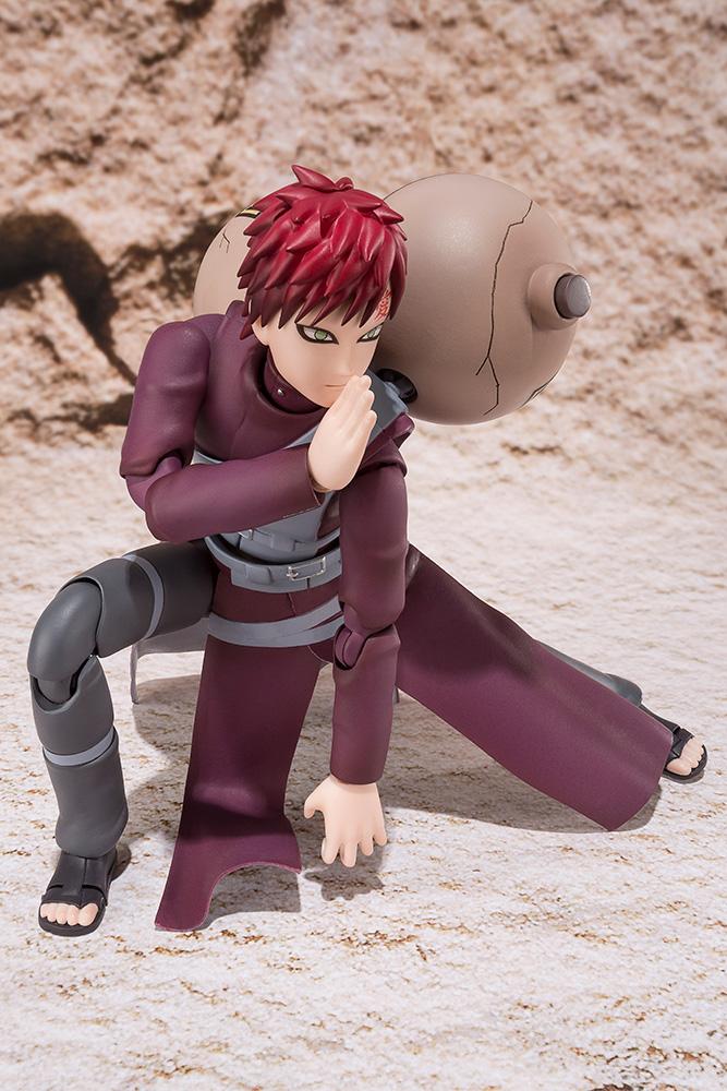 Figurine Naruto S.H. Figuarts Gaara 16cm 1001 Figurines 5