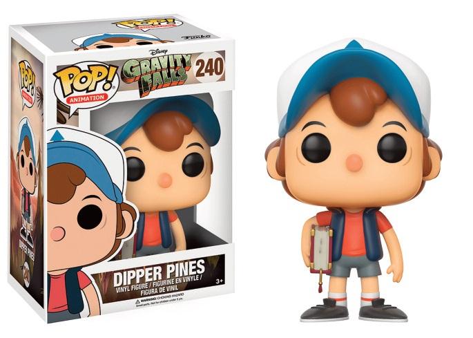 Figurine Souvenirs De Gravity Falls Funko Pop Dipper