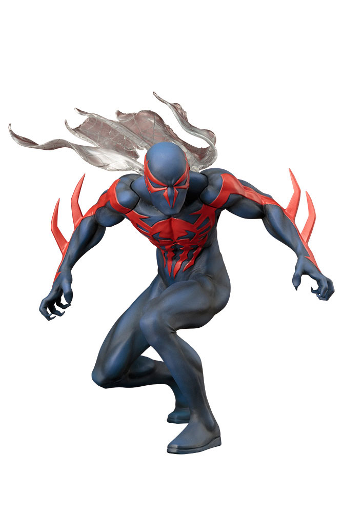 Statuette Marvel Comics ARTFX+ Spider-Man 2099 13cm 1001 Figurines