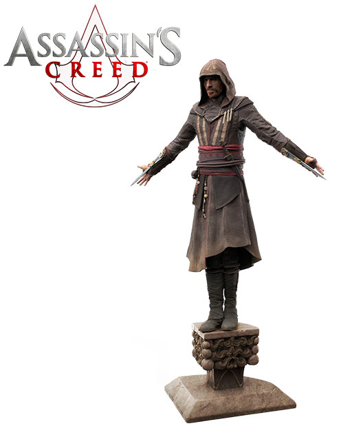 Statuette Assassin´s Creed Aguilar 35cm 1001 Figurines