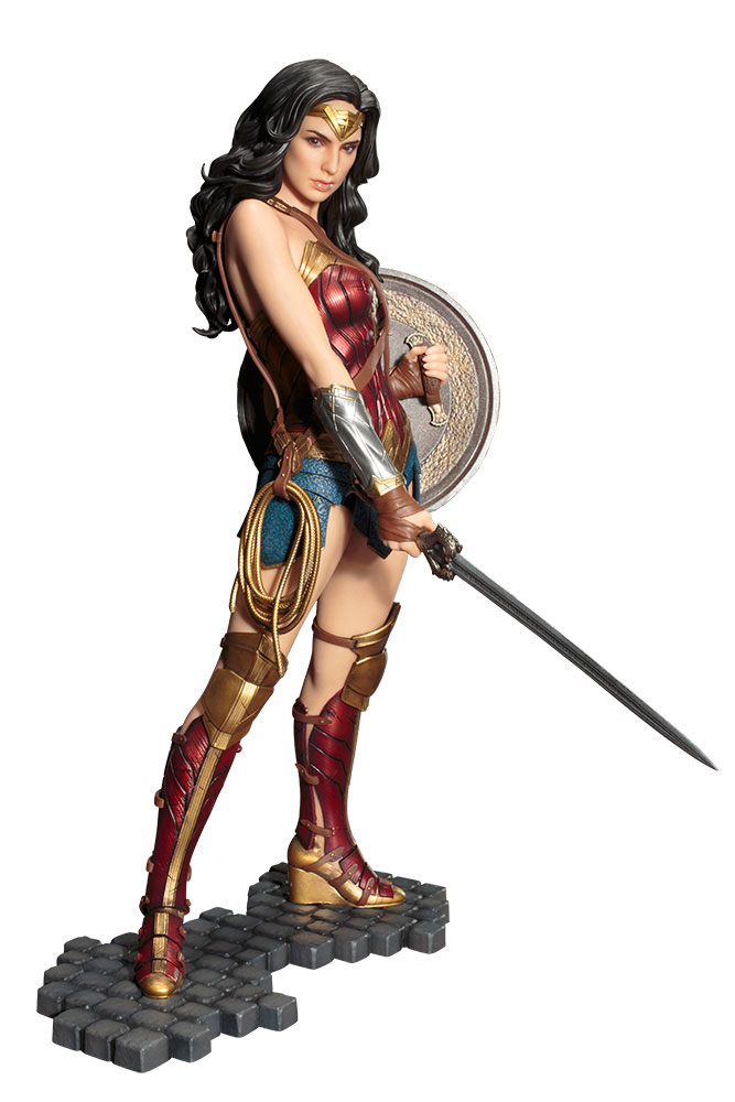 Statuette Wonder Woman Movie ARTFX Wonder Woman 29cm 1001 Figurines