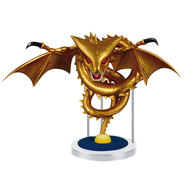 Figurine Dragon Ball Super Mega WCF Super Shenlong 14cm 1001 Figurines