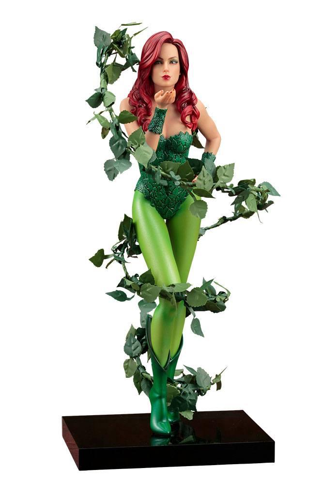 Statuette DC Comics ARTFX+ Poison Ivy Mad Lovers 19cm 1001 Figurines