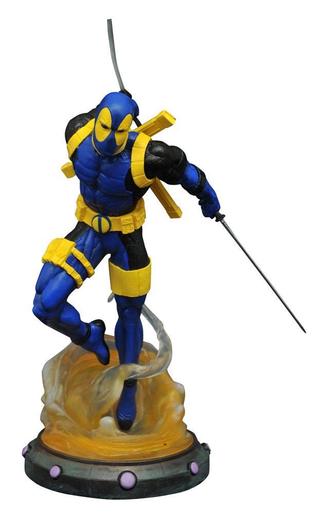 Statuette Marvel Gallery Deadpool X-Men Variant SDCC 2017 Exclusive 25cm 1001 Figurines