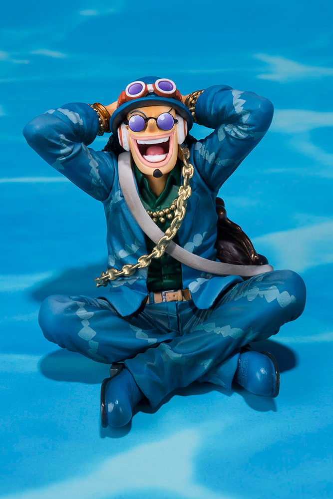 Figurine One Piece Figuarts Zero 20Th Diorama 8 Usopp 07cm 1001 Figurines 1