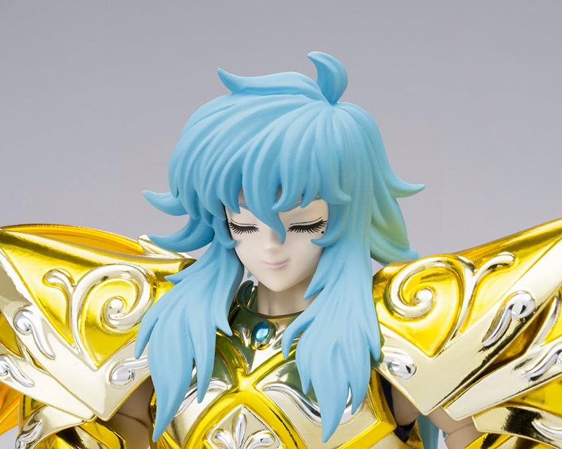 Figurine Saint Seiya Soul of Gold Aphrodite des Poissons Myth Cloth EX 1001 Figurines 8