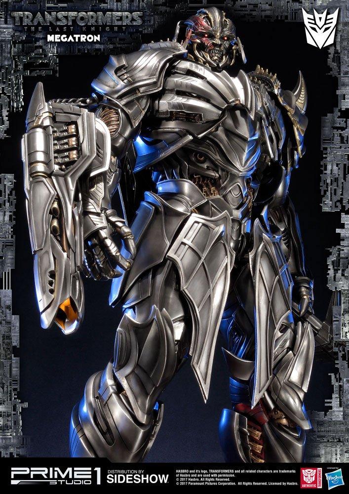 Statuette Transformers The Last Knight Megatron 76cm 1001 Figurines