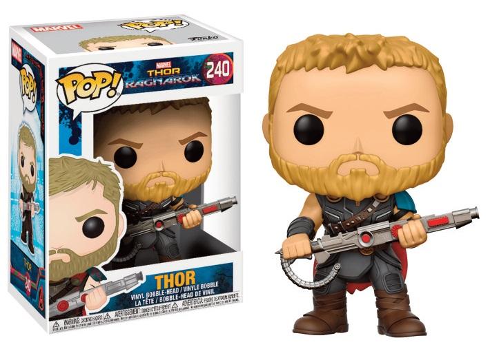 Figurine Thor Ragnarok Funko POP! Thor 9cm 1001 Figurines