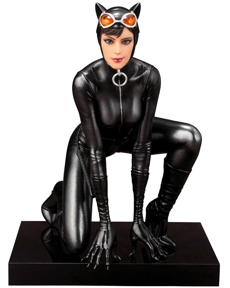 Statuette DC Comics ARTFX+ Catwoman 13cm 1001 Figurines