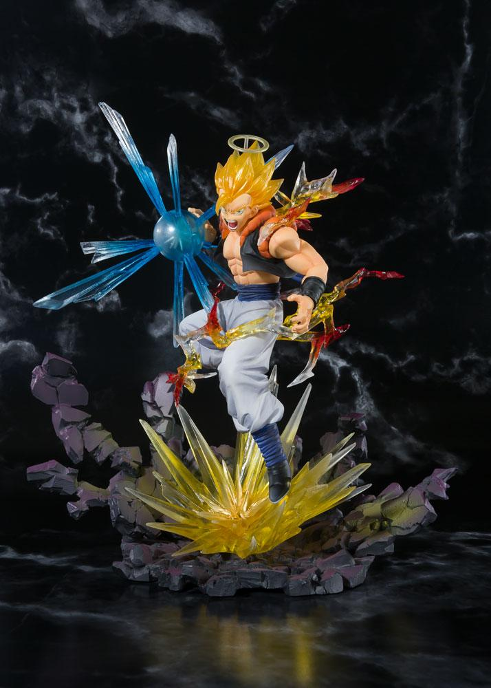 Figurine Dragon Ball Z Figuarts Zero Super Saiyan Gogeta 19cm 1001 figurines