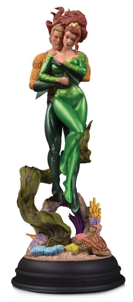 Statuette DC Designer Series Aquaman & Mera by Pat Gleason 41cm 1001 Figurines