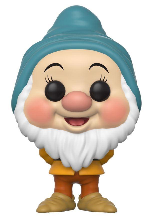 Figurine Blanche Neige et les Sept Nains Funko POP! Disney Bashful 9cm 1001 Figurines