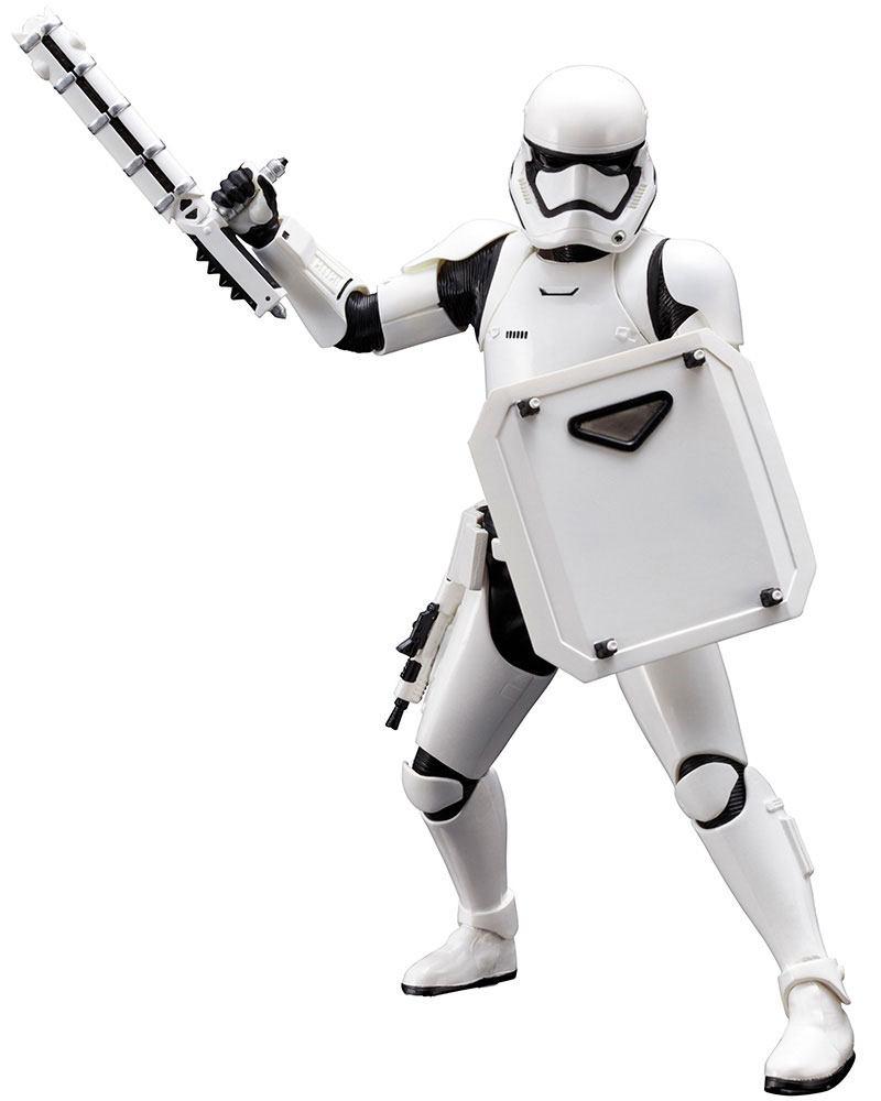 Statuette Star Wars Episode VII ARTFX+ First Order Stormtooper FN-2199 - 19cm 1001 Figurines