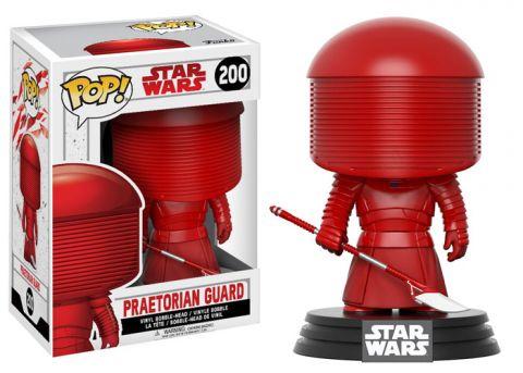 Figurine Star Wars Episode VIII Funko POP! Bobble Head Praetorian Guard 9cm 1001 Figurines