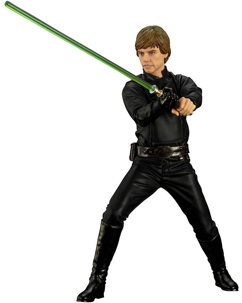 Statuette Star Wars ARTFX+ Luke Skywalker Return of the Jedi Ver. 16cm 1001 Figurines