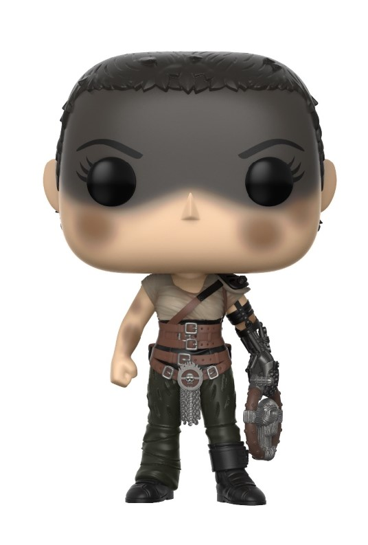 Figurine Mad Max Fury Road Funko POP! Furiosa 9cm 1001 Figurines