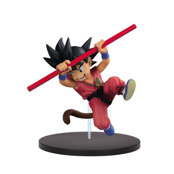 Figurine Dragon Ball Super Son Goku Fes - Young Goku 14cm 1001 Figurines