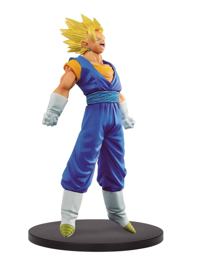Figurine Dragon Ball Super Warriors SSJ Vegetto 18cm 1001 Figurines