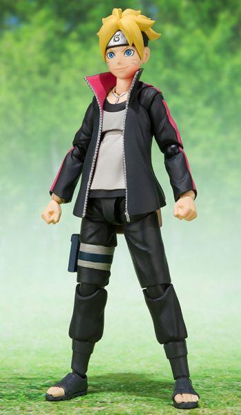 Figurine Naruto SH Figuarts Boruto Uzumaki 17cm 1001 Figurines 1