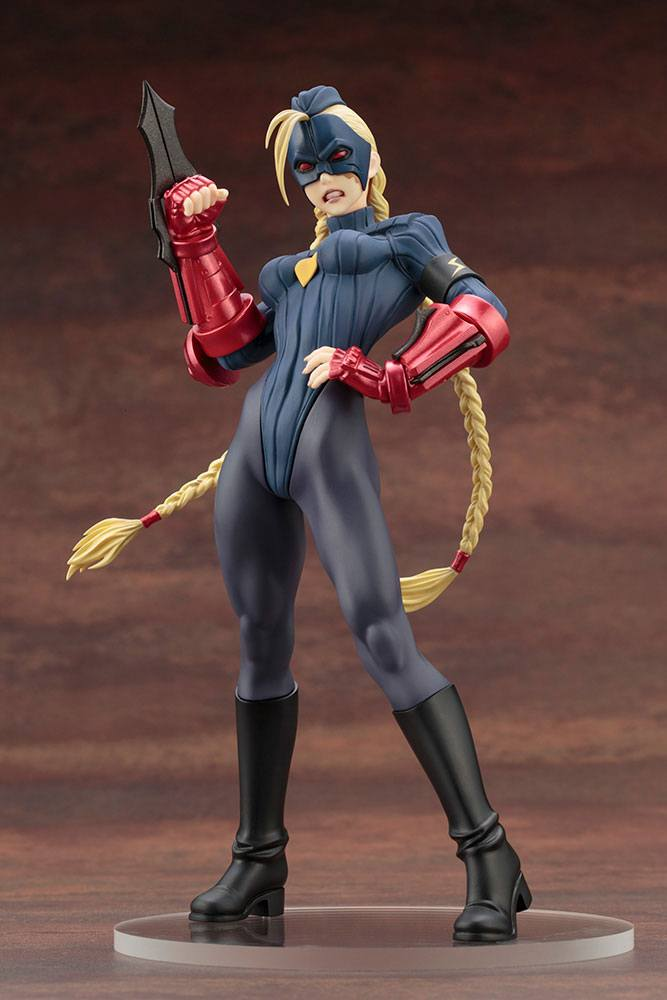 Statuette Street Fighter Bishoujo Decapre 23cm 1001 Figurines