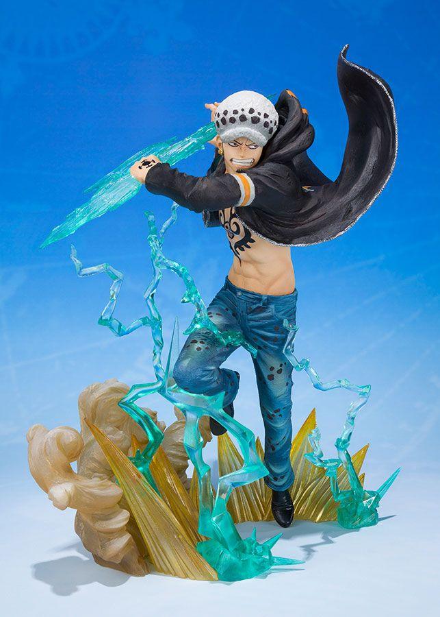 Statuette One Piece Figuarts ZERO Trafalgar Law Gamma Knife 18cm 1001 Figurines