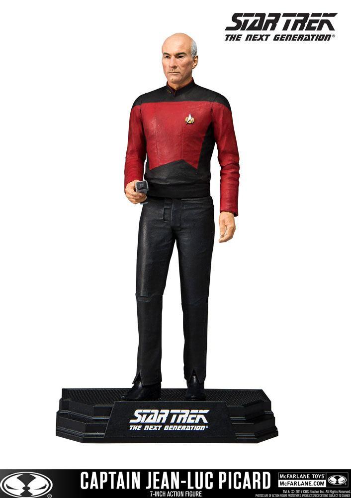 Figurine Star Trek TNG Captain Jean-Luc Picard 18cm 1001 Figurines