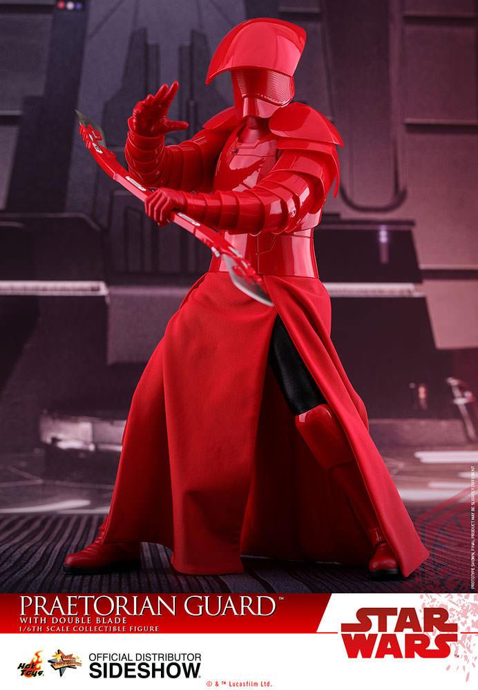 Figurine Star Wars Episode VIII Movie Masterpiece Praetorian Guard with Double Blade 30cm 1001 Figurines
