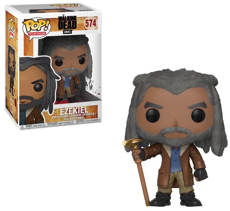 Figurine Walking Dead Funko POP! Ezekiel 9cm 1001 Figurines