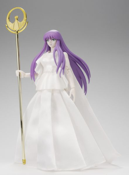 Set Saint Seiya Myth Cloth Athena et Abel 16cm 1001 Figurines 6