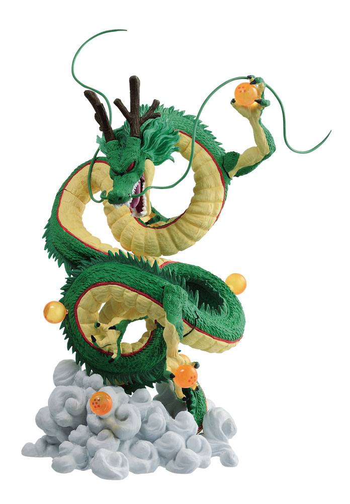 Figurine Dragon Ball Z Creator X Creator Shenron 16cm 1001 Figurines